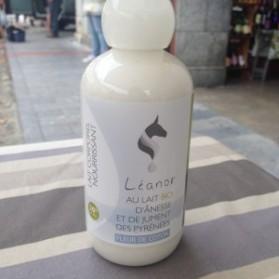 Leanor lait corporel fleur de coton 200mL
