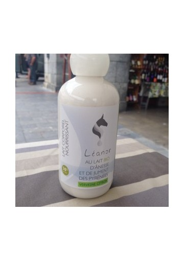 Leanor lait corporel verveine citronnée 200mL