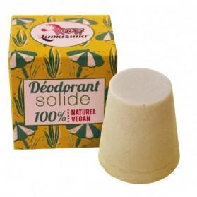 Lamazuna déodorant solide au Palma Rosa