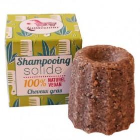 Lamazuna shampoing solide cheveux gras