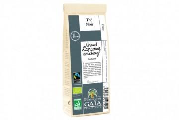 Thé fumé grand Lapsang Souchong 110g - Les Jardins de Gaia