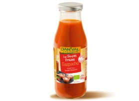 DANIVAL SOUPE GASPACHO ROUGE 50CL