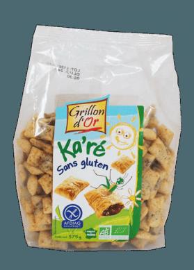 Ka'ré sans gluten 375g Grillon d'or