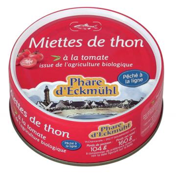 PHARE D'ECKMUHL MIETTES THON ALBACORE TO