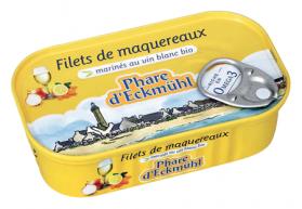 PHARE D ECKMUHL FILETS DE MAQUEREAUX VIN