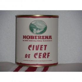 HOBERENA CIVET DE CERF 400G