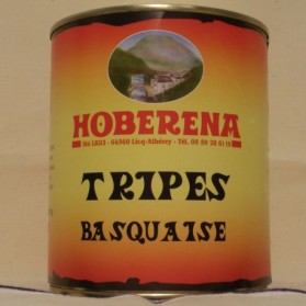 HOBERENA TRIPES BASQUAISES VERRINE