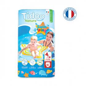 TIDOO CULOTTES DE BAIN T4/M *12