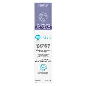 JONZAC SOIN VELOUTE EXTRA-RICHE 50ML