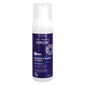 JONZAC MOUSSE A RASER 150ML