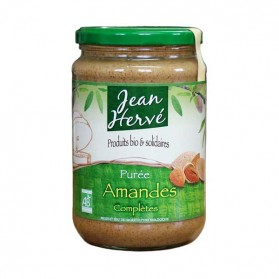 JEAN HERVE PUREE AMANDES COMPLETES 350G