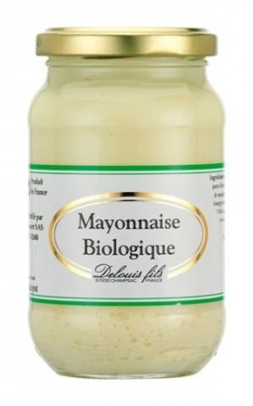 DELOUIS MAYONNAISE QUALITE TRADITION 245