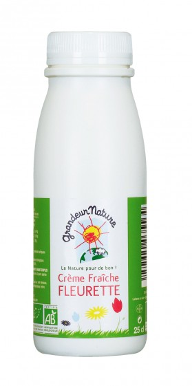 GRANDEUR NATURE CREME FRAICHE FLEURETTE