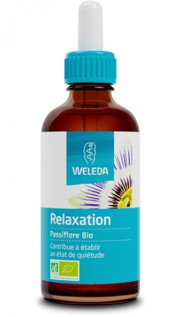 WELEDA EXTRAITS PLANTES PASSIFLORE 60ML