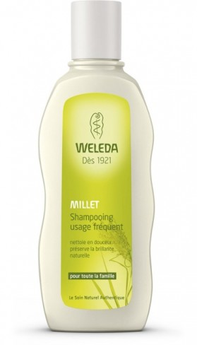 WELEDA SHAMPOING USAGE FREQUENT AU MILLE