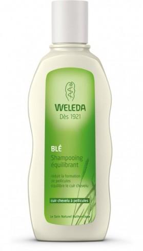 WELEDA SHAMPOING EQUILIBRANT AU BLE 190M