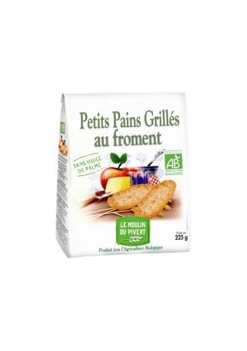 MOULIN DU PIVERT PETITS PAINS GRILLES FR