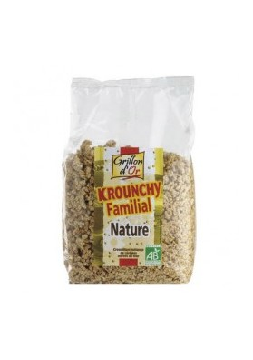 GRILLON D'OR KROUNCHY FAMILIAL NATURE1KG