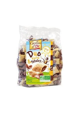 GRILLON D OR DUO KARE PETALES 375G