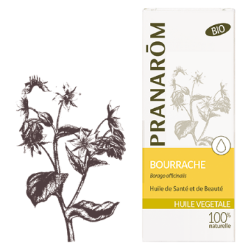 PRANAROM HV BOURRACHE 50ML