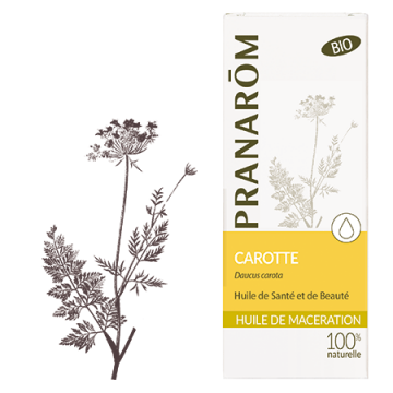 PRANAROM HV CAROTTE BIO 50ML