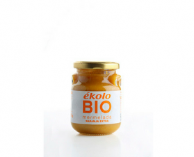 Ekolo bio Confiture d'orange 300g