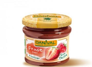 DANIVAL TARTINABLES FRAISES 230G